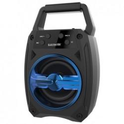 Altavoz portátil 20W+5W GO-ROCK SOUNDPORTAL, INCLUYE MICRÓFONO. GR-WSK250